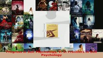 Read  Progress in Self Psychology V 3 Frontiers in Self Psychology Ebook Free