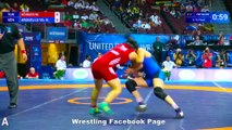 Top 10 Freestyle Wrestling Highlights