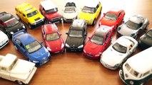 A lot of Cars Toys for Kids. Cars Cartoon - Car For Kids. Lamborghini Veneno. Unboxing model cars