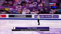 【1080P】Yuzuru Hanyu 羽生結弦 FS TOTAL 330 43 「フィギュアスケートGPファイナル」(2015 12 12 バルセロナ)