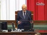 Poseł Małgorzata Zwiercan - Wystąpienie z dnia 12 listopada 2015 roku.