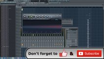 How to Use FL Studio - Beginners Tutorial - Get Started / Basic Drum