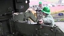 Powerful US Radar Against Planes Invasion AN/TPS 75 Radar
