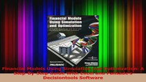 Financial Models Using Simulation and Optimization A StepByStep Guide With Excel and Download