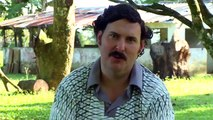 Pablo Escobar - Entrevista con Pablo Escobar