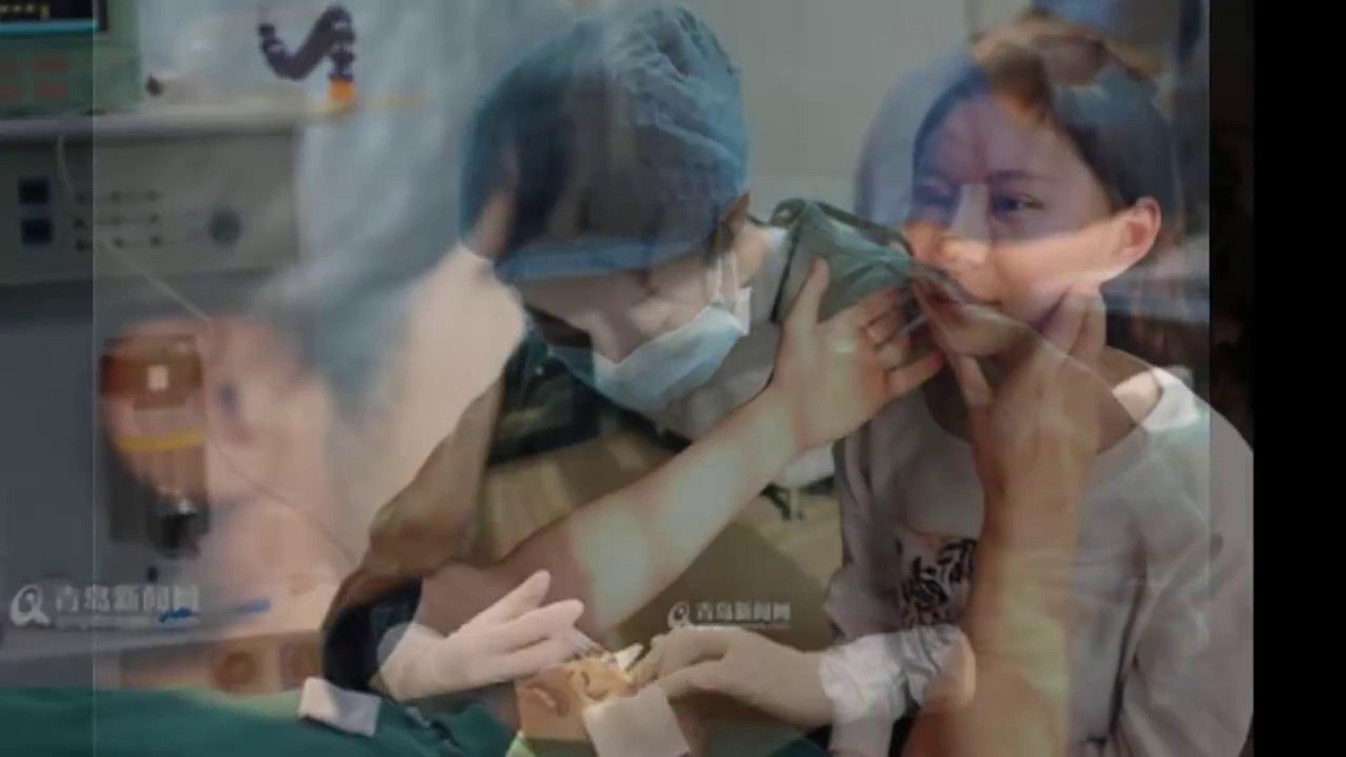 Tin tức hằng ngày Cô gái Trung Quốc đại phẫu thẩm mỹ vì lười makeup