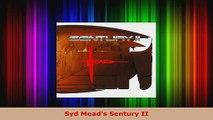 Read  Syd Meads Sentury II EBooks Online