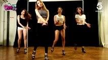 Bambino 밤비노 Oppa Oppa 오빠 오빠 (Dance Practice Black & White Ver.) [Kpop 60fps]