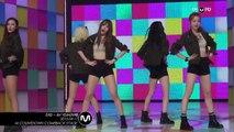 [MPD직캠] 이엑스아이디 직캠 AH YEAH EXID Fancam Mnet MCOUTNDOWN 150417