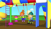 TuTiTu Chansons | Aire De Jeux De La Chanson Ver.2 | Chansons pour Enfants avec les Paroles