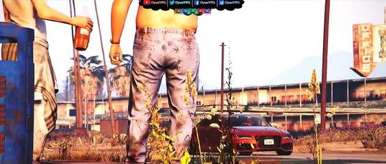 GTA 5 Grafik de Nirvanaya Ulaşmak - Eğlenceli Oyun Videoları #7