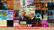 Read  Building a Company Roy O Disney and the Creation of an Entertainment Empires Ebook Free
