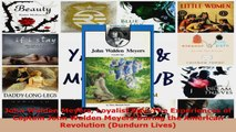 Download  John Walden Meyers Loyalist Spy The Experiences of Captain John Walden Meyers During the Ebook Free