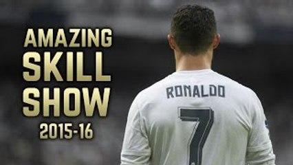 Cristiano Ronaldo 2015-16   Amazing Skill Show   HD