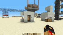 Minecraft Tutorials: Auto Armor Equipping Door (XBOX 360/ONE PS3/PS4 PC).