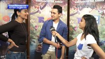 Sonakshi & Imran To Lend Voices In Rio 2 I Exclusive Interview - UTVSTARS HD