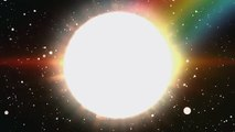 60FPS Filled Nova Glow Stars Effect Animation Background