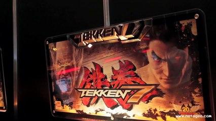 TEKKEN 7 (JAEPO 2015) #149
