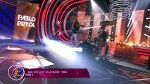 Pablo Puyol imita a Bon Jovi en Tu cara me suena