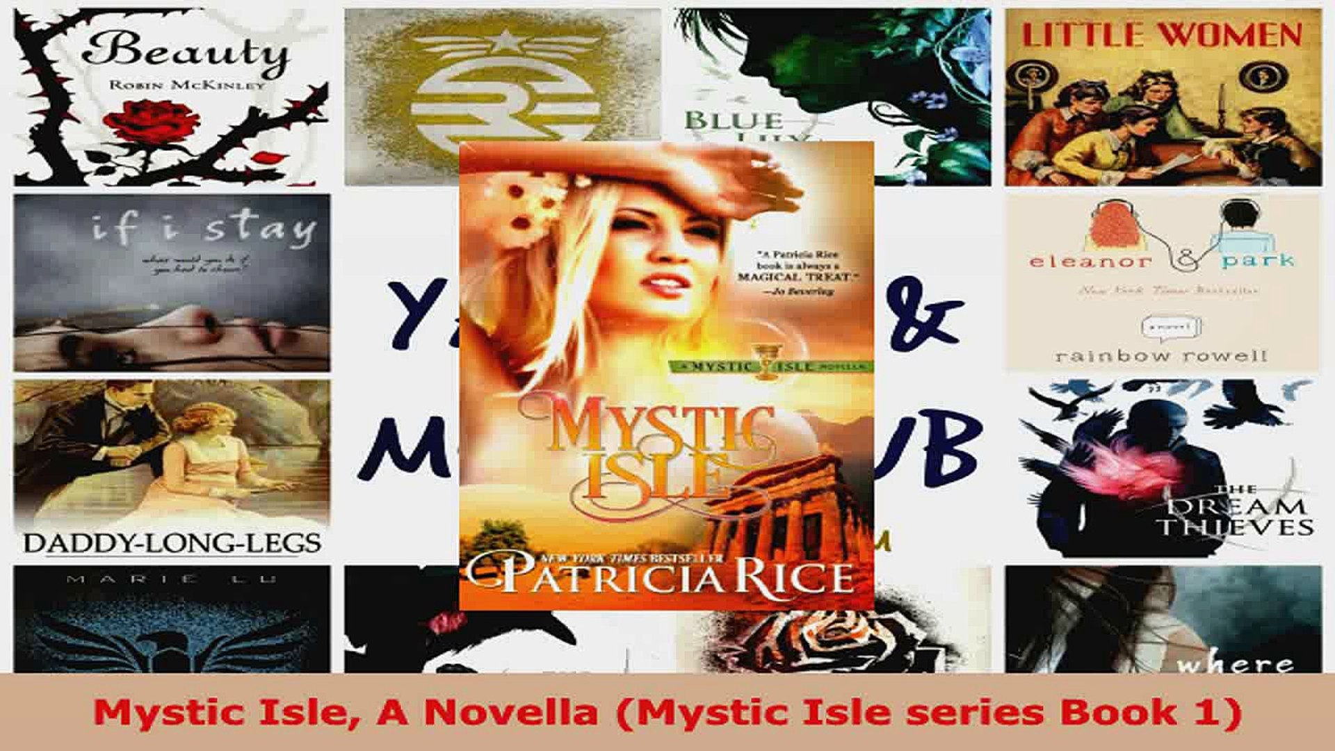 Read  Mystic Isle A Novella Mystic Isle series Book 1 Ebook Free
