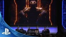 PlayStation Experience 2015: Call of Duty Black Ops 3 - Unlocking the Potential of A.I. Panel