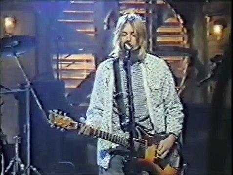 Nirvana Heart Shaped Box (SNL Rehersal) Take 2