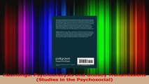PDF Download  Hauntings Psychoanalysis and Ghostly Transmissions Studies in the Psychosocial Read Full Ebook