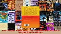 Download  Post Merger Integration Unternehmenserfolg durch Integration Excellence Ebook Frei