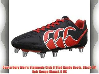 Canterbury Stampede Elite 8 Stud Rugby Boots