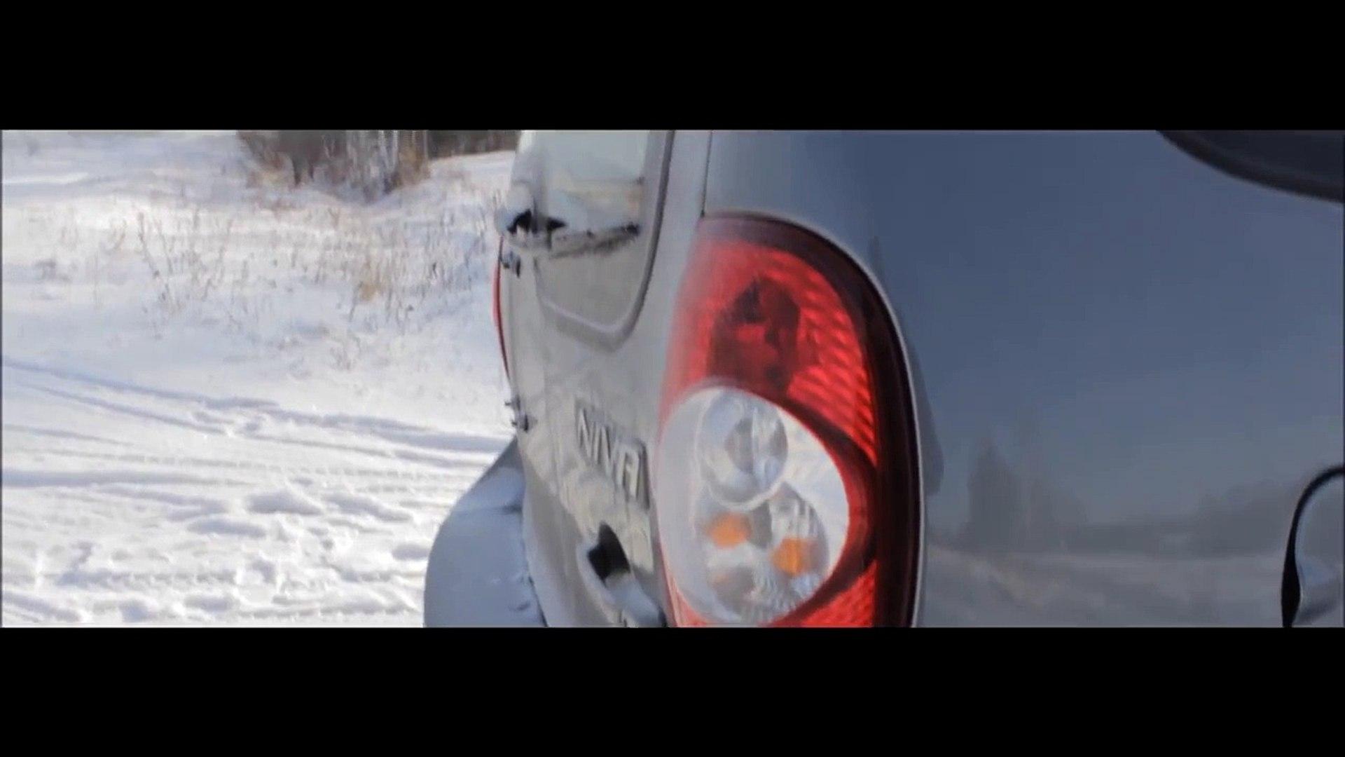 Трейлер Chevrolet Niva против НИВА 2121