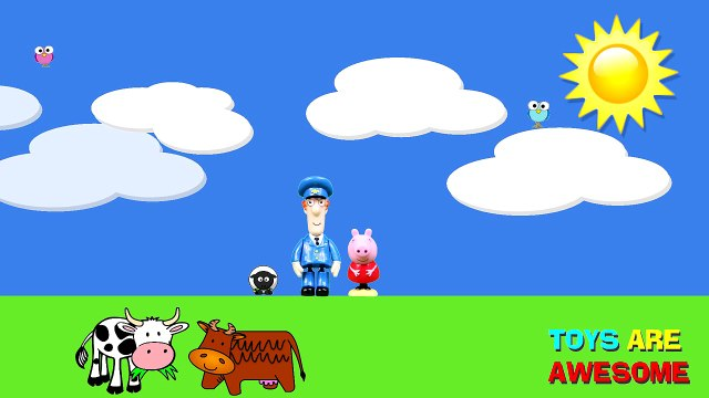 Episode (Award Discipline) PEPPA PIG, Fireman Sam & Postman Pat : Episode 10 toysareawesome1