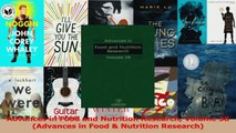 PDF Download  Advances in Food and Nutrition Research Volume 38 Advances in Food  Nutrition Research Download Full Ebook