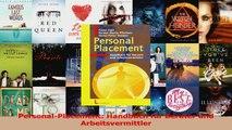 Download  PersonalPlacement Handbuch für Berater und Arbeitsvermittler Ebook Frei