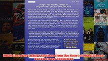 MBSR Every Day Daily Practices from the Heart of MindfulnessBased Stress Reduction