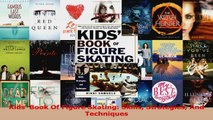 Download  Kids Book Of Figure Skating Skills Strategies And Techniques Ebook Online