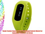ibody Tracker Smart Activity Wristbnand Calorie Watch For Samsung iPhone HTC LG Green