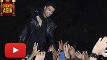 Ranveer Singh DRIVES FANS CRAZY At 'Bajirao Mastani' Screening | Events Asia