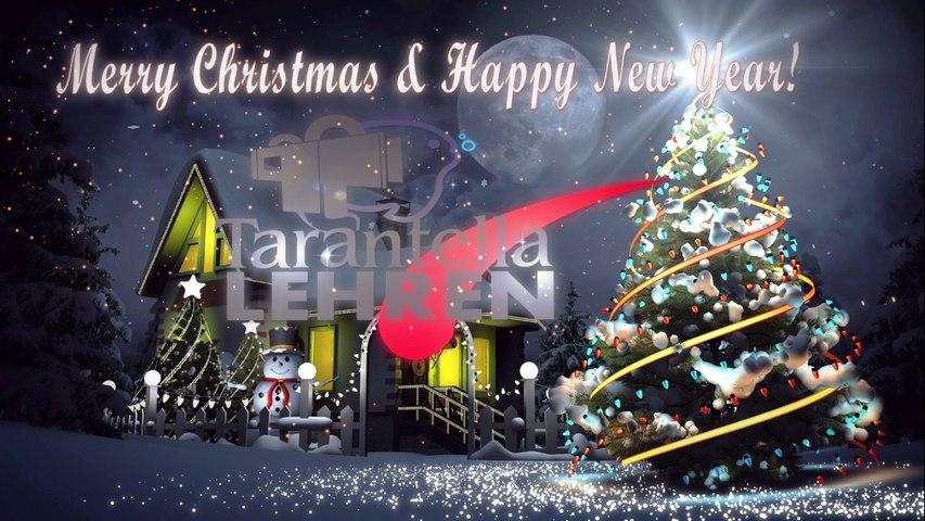 Merry Christmas From Tarantella Lehren