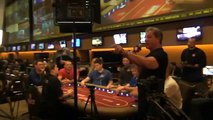 2013 Ultimate Poker hosts poker game with Legendary UFC fighters Las Vegas