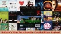 PDF Download  Sothebys Wine Encyclopedia Fourth Edition Revised Download Full Ebook