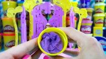 kinder Principessa Sofia italiano Gioco di Sofia la principessa Disney Play Doh