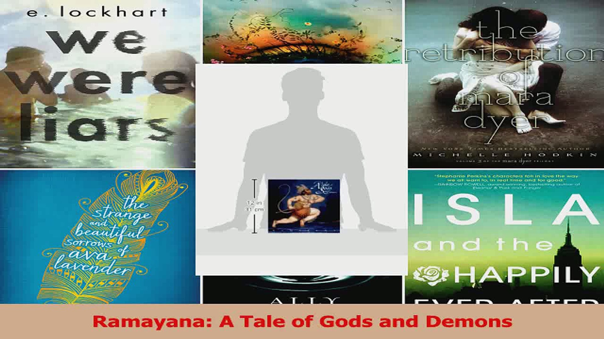 Ramayana A Tale of Gods and Demons