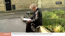 Le père Devert écrit aux habitants de St Genis les Ollières