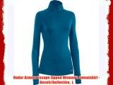 Under Armour Escape Zipped Women's Sweatshirt - Deceit/Reflective  L