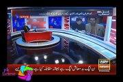 Abrar ul Haq & Siddiq Baloch Fight in Live Program