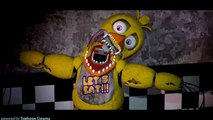 FNAF SFM] Withered Freddy Voice (by David Near) - Dailymotion Video