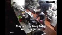 Un restaurant de tacos se moque de ses voleurs