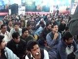 Zakir Riaz Hussain Ratowal  A 22 Safar 2015 Lahore Bani Majlis Syed Mahmood Naqvi Karachi