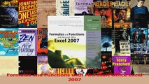 Formulas and Functions with Microsoft Office Excel 2007 Read Online
