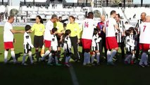Tunivisions Live: Match amical - Anciens du CSS et les anciens de l'équipe nationale